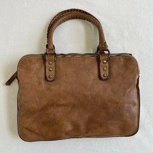 Costanza Rota Handbag Brown Soft Leather Hand Bag
